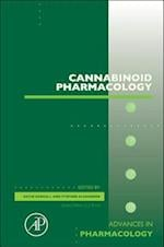 Cannabinoid Pharmacology (ADVANCES IN PHARMACOLOGY)