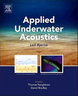 Bog, paperback Applied Underwater Acoustics af Thomas Herbert Neighbors