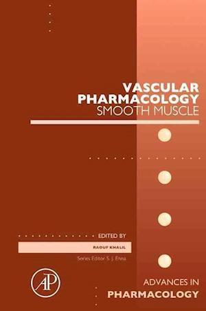 Bog, hardback Vascular Pharmacology af Raouf Khalil