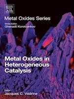 Metal Oxides in Heterogeneous Catalysis (Metal Oxides)