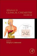 Advances in Clinical Chemistry (Advances in Clinical Chemistry, nr. 80)