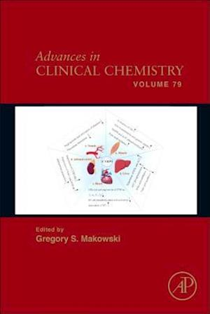 Bog, hardback Advances in Clinical Chemistry