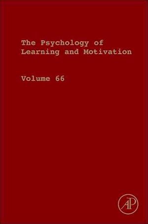 Bog, hardback Psychology of Learning and Motivation af Brian Ross