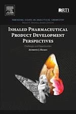 Inhaled Pharmaceutical Product Development Perspectives (Emerging Issues in Analytical Chemistry)