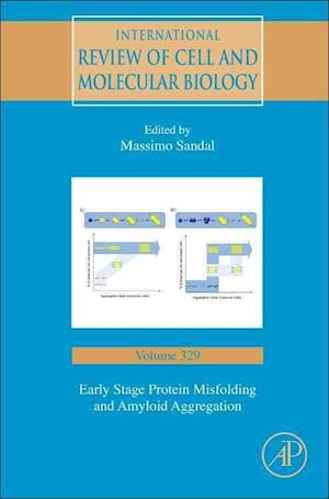 Bog, hardback Early Stage Protein Misfolding and Amyloid Aggregation