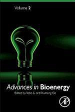 Advances in Bioenergy (Advances in Bioenergy)