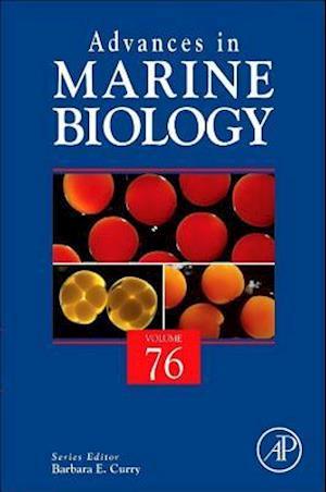 Bog, hardback Advances in Marine Biology af Barbara E. Curry