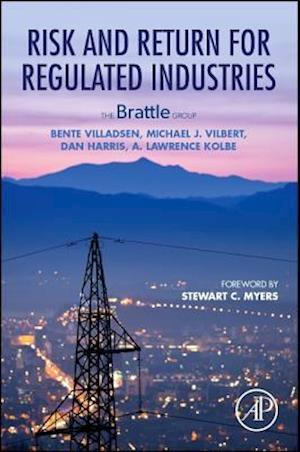 Bog, paperback Risk and Return for Regulated Industries af Dan Harris