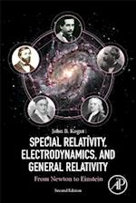 Special Relativity, Electrodynamics, and General Relativity