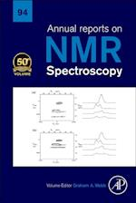 Annual Reports on NMR Spectroscopy (Annual Reports on NMR Spectroscopy)