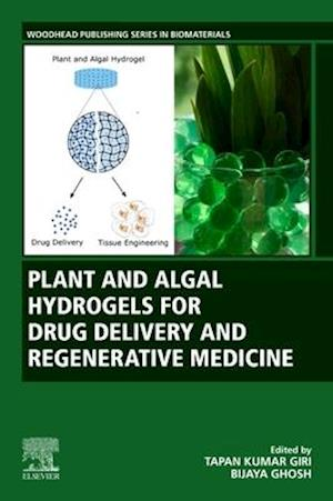 Plant and Algal Hydrogels for Drug Delivery and Regenerative Medicine
