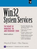 WIN32 System Services (Prentice Hall Series on Microsoft Technologies)