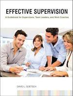 Effective Supervision af David L. Goetsch
