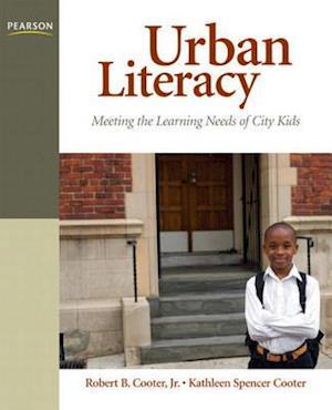 Bog, paperback Urban Literacy af Robert B. Cooter