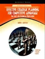 Effective Strategic Planning for Competitive Advantage af David L. Goetsch