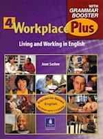 Workplace Plus 4 with Grammar Booster Workbook