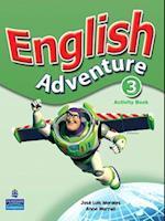 English Adventure (English Adventure)