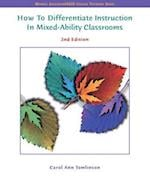 How To Differentiate Instruction In Mixed Ability Classrooms