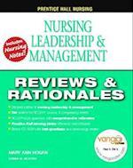 Nursing Leadership and Management (Prentice Hall Nursing Reviews & Rationales)