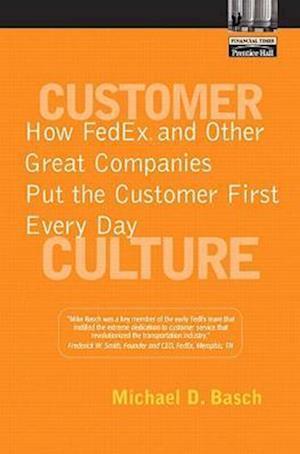 Bog, paperback Customer Culture af Michael D. Basch