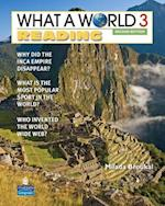 What a World Reading 3: Amazing Stories from Around the Globe