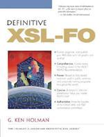 Definitive XSL-FO (Definitive XML)