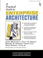 A Practical Guide to Enterprise Architecture (The Coad Series)
