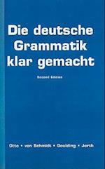 Die Deutsche Grammatik Klar Gemacht