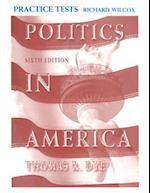 Politics in America Practice Tests