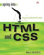 Spring Into HTML and CSS (Spring Into)