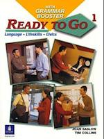 Ready to Go 1 with Grammar Booster (Ready to Go Longman, nr. 1)