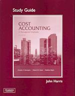 Student Study Guide for Cost Accounting af Charles T. Horngren, Madhav Rajan, Srikant M. Datar