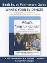 What's Your Evidence?