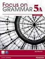 Focus on Grammar Split 5a Student Book with Mylab English