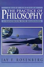 The Practice of Philosophy