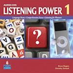 Listening Power 1 Audio CD
