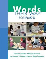 Words Their Way for PreK-K af Francine Johnston