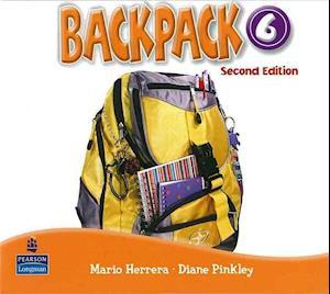 Backpack 6 Class Audio CD
