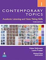 Contemporary Topics 1 (Contemporary Topics)