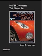 Natef Correlated Task Sheets for Introduction to Automotive Service