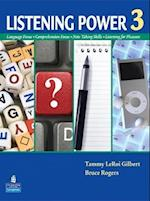 Listening Power 3 [With CD (Audio)]