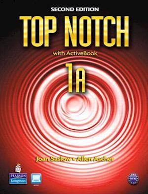 Top Notch 1A Split: Student Book with ActiveBook and Workbook and MyEnglishLab