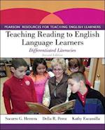 Teaching Reading to English Language Learners (Pearson Resources for Teaching English Learners)