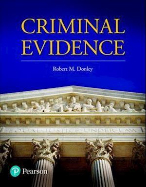 Bog, paperback Criminal Evidence af Robert M. Donley