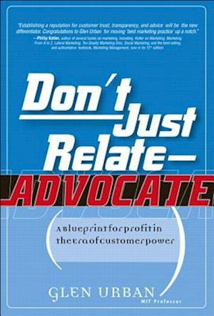 Don't Just Relate - Adovocate!