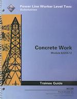82204-12 Concrete Work Tg