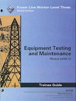 82305-12 Equipment Testing, Troubleshooting, and Maintenance Tg