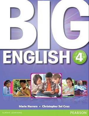 Big English 4 Student Book