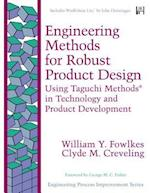 Engineering Methods for Robust Product Design (Engineering Process Improvement)