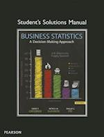 Business Statistics Student's Solutions Manual